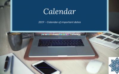 Calendar Freebie